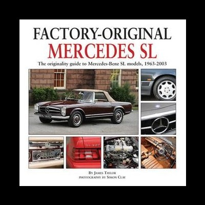 Factory Original Mercedes SL 1963-2003