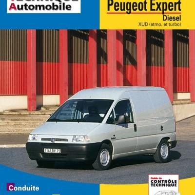 Citroën Jumpy, Peugeot Expert, Fiat Scudo (RTA590)