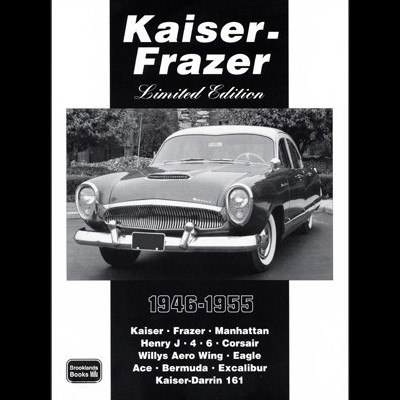 Kaiser-Frazer 1946-55 Limited Edition