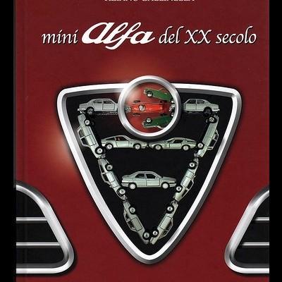 Mini Alfa del XX secolo: i modelli in scala 1/43