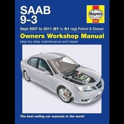Saab 9-3 Petrol& Diesel 2007-11