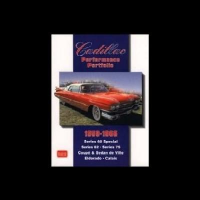 Cadillac Performance Portfolio 1959-66