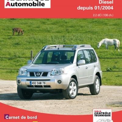 Nissan X-Trail D 2.2 DCI/136 cv (RTA685)
