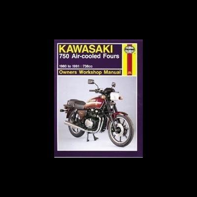 Kawasaki 750 Air Cooled Fours 1980-91