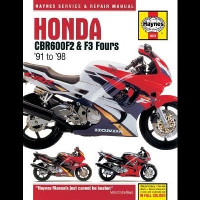 Honda CBR600 F2 & F3 Fours 1991-98