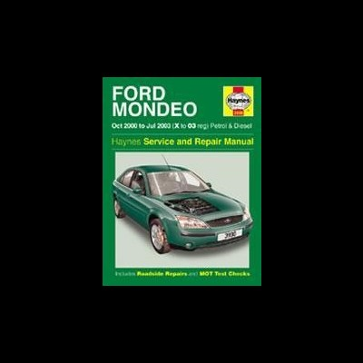 Ford Mondeo 2000-03