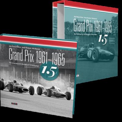 Grand Prix 1961-1965 - The 1.5 litre days in F1