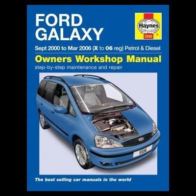 Ford Galaxy Petrol & Diesel 2000-2006