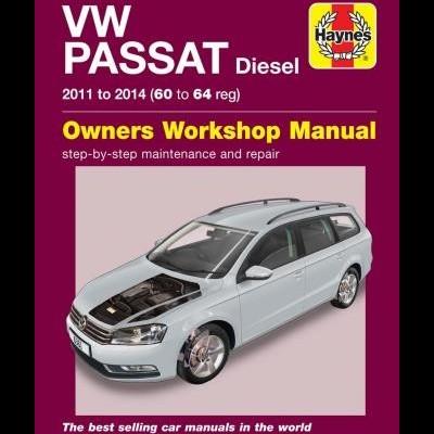 Volkswagen Passat Diesel 2010-14