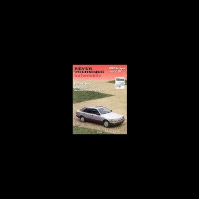 Ford Scorpio 4-Cil Essence 1985-94 (RTA510)