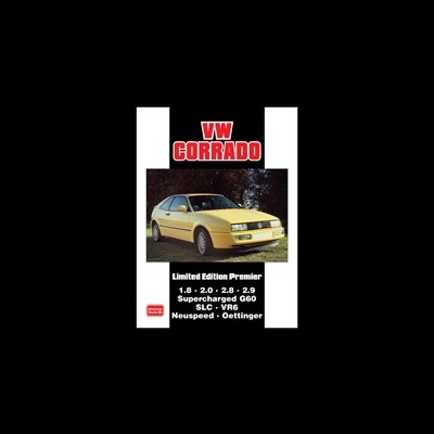 Volkswagen Corrado Limited Edition Premier