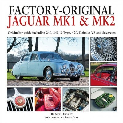Factory Original Jaguar Mk1 & Mk2