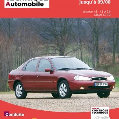 Ford Mondeo Essence et Diesel TD 1993-97 (RTA723)