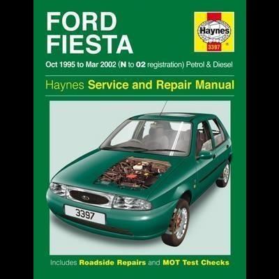 Ford Fiesta Petrol & Diesel 1995-2002