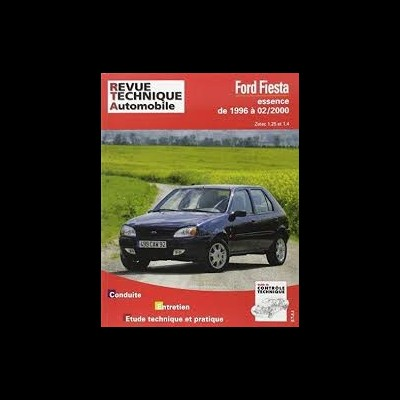 Ford Fiesta Essence 1996-2000 (RTA600)