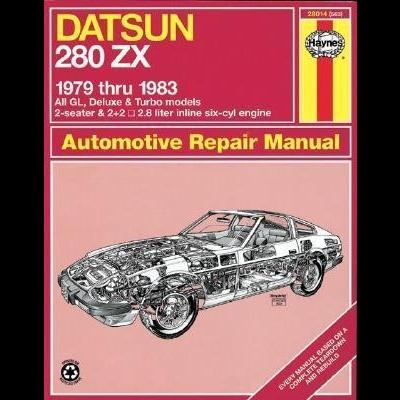Datsun 280 ZX 1978-83 (USA)