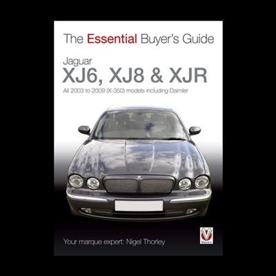 Jaguar XJ6, XJ8 & XJR All 2003 to 2009 (X-350)