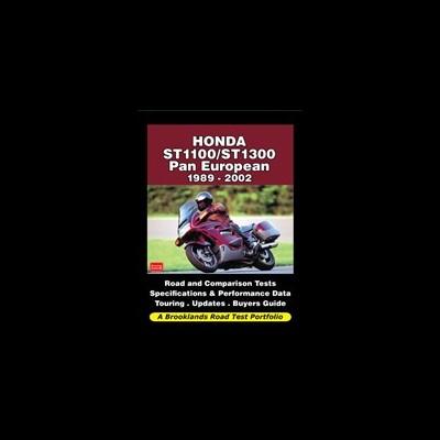 Honda ST1100/ST1300 Pan European 1989-2002