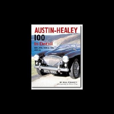 Austin Healey 100 In Detail 1953-56