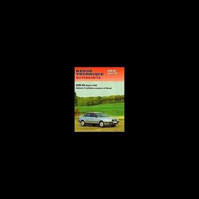 Audi 80 Essence/D/TD depuis 1992 (RTA556)