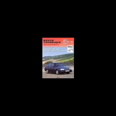 Volvo 440-460-480 Essence -1993 (RTA540)