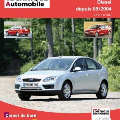 Ford Focus Diesel 1.6/1.8 Tdci 2004- (RTA698)