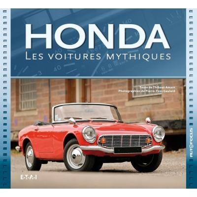 Honda: les voitures mythiques