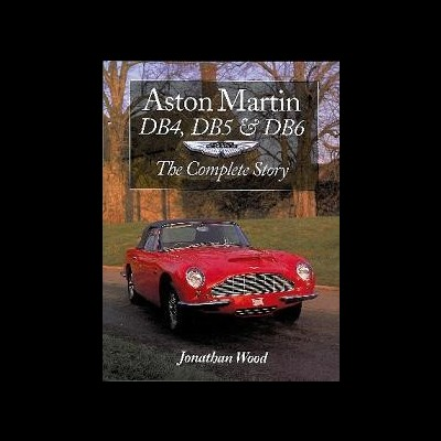 Aston Martin DB4, 5, 6