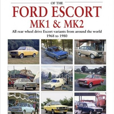 Complete Catalogue of the Ford Escort MKI & MK2