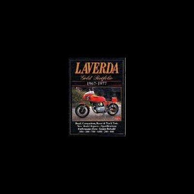 Laverda Gold Portfolio 1966-77