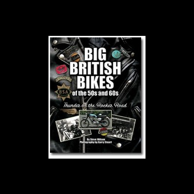 Big British Bikes of the 50s and 60s