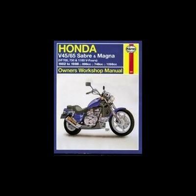 Honda V 45/65 Sabre/Magna 1982-88