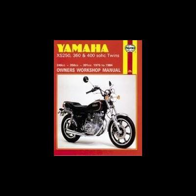Yamaha XS 250, 360 & 400 SOHC Twins 1975-84