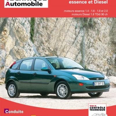 Ford Focus essence et TDdi 1.8 (RTA738)
