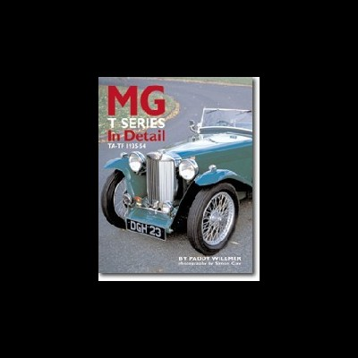 MG T Series In Detail 1935-54