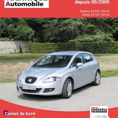 Seat Leon  II 2005 - 2.0FSI / 2,0TDI (RTAB722)