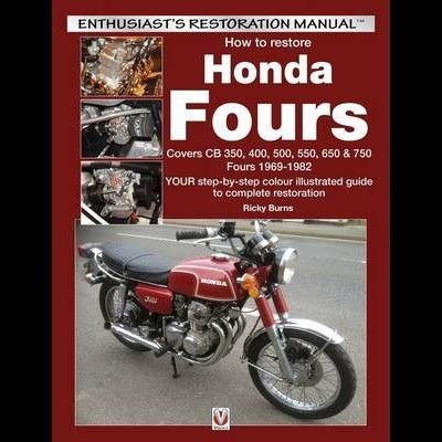 How to restore Honda SOHC Fours