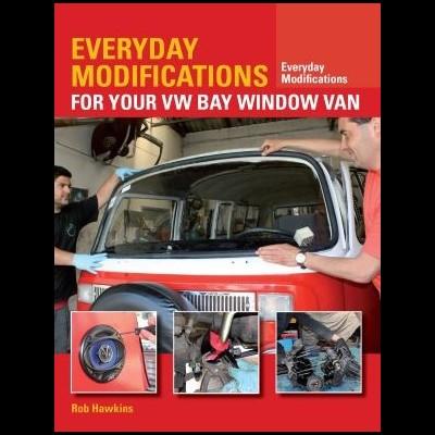 VW Bay Window camper van -  Everyday Modifications