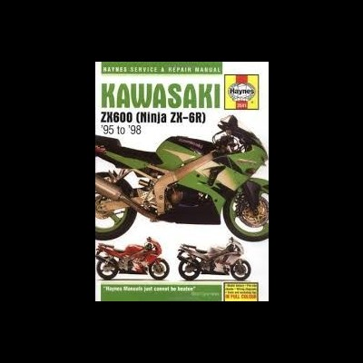 Kawasaki ZX6-R Ninja 1995-98