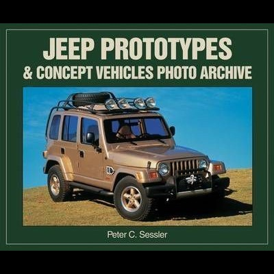 Jeep Prototypes & Concept Vehicles Photo Archive