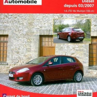 Fiat Bravo 2008- 1.6 Jtd (RTAB740)