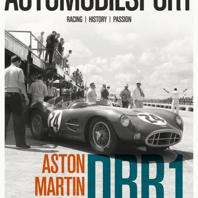 Aston Martin DBR1 (Vol. 17 Automobilsport)
