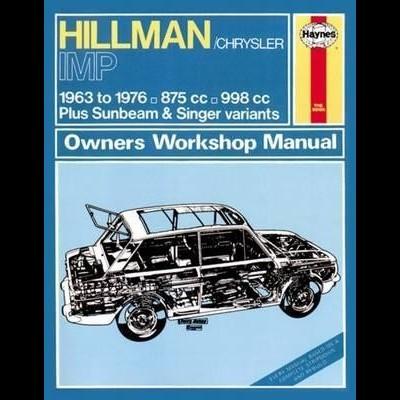 Hillman Imp 1963-76