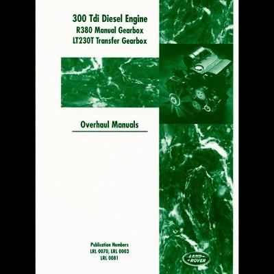 Diesel 300 TDI Engine & Transmission