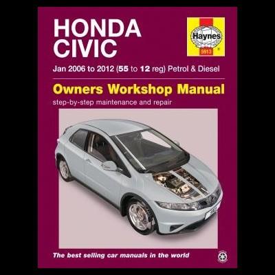 Honda Civic Petrol 2006-12