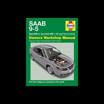 Saab 9-5 2005-10
