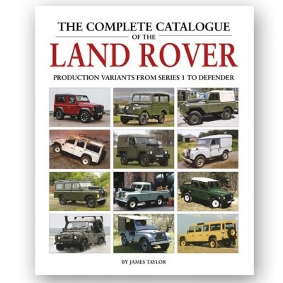 Complete Catalogue of the Land Rover