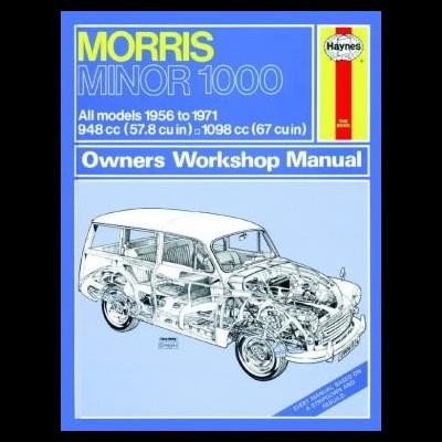 Morris Minor 1000 1956-71