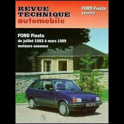 Ford Fiesta Essence 1984-89 (RTA449)