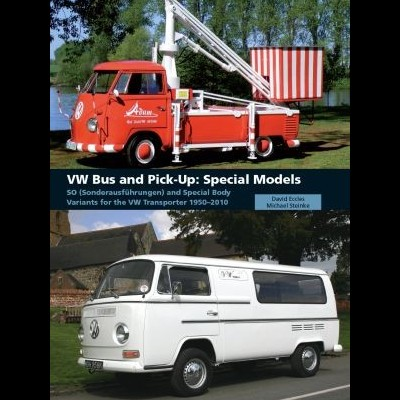 VW Bus & Pick-up:Special Models SO & Body Variants